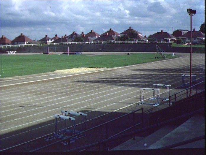 Cannock Stadium - 1986