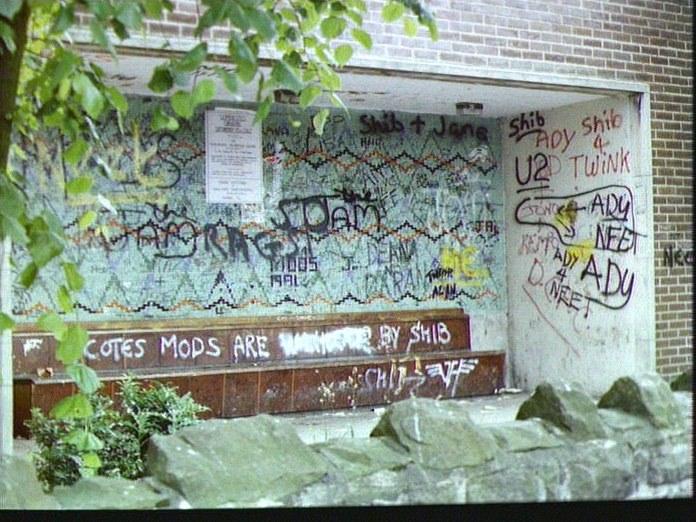 Graffitti - 1986