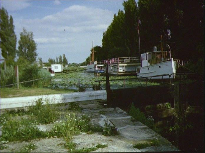 Birdham Chichester Canal - 1986