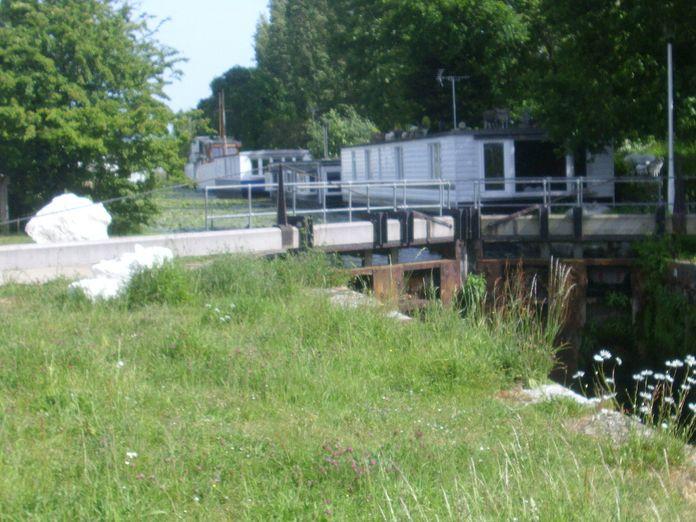 Birdham Chichester Canal - 2011