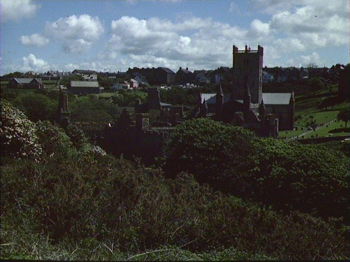 St Davids city and cathedral-1986