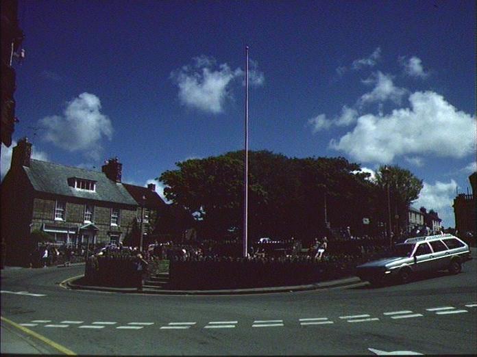 The Cross Square,St.Davids-1986