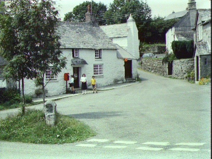 The village Post Office stores-1986
