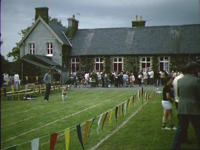 BALLAUGH SCHOOL-1986
