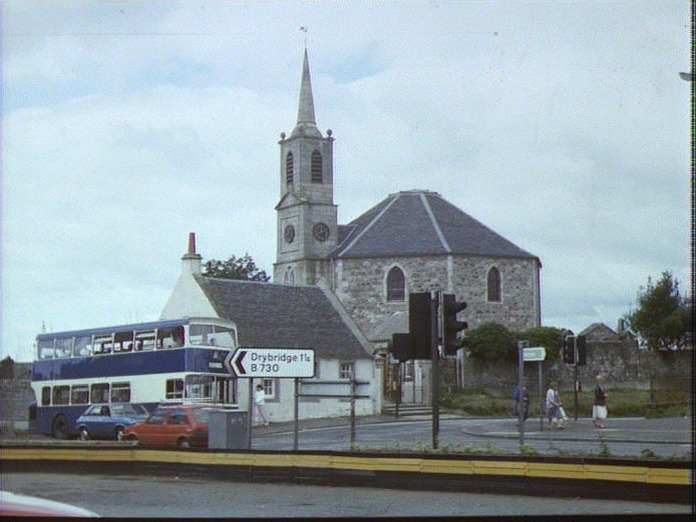 Dreghorn Old Parish Church.-1986