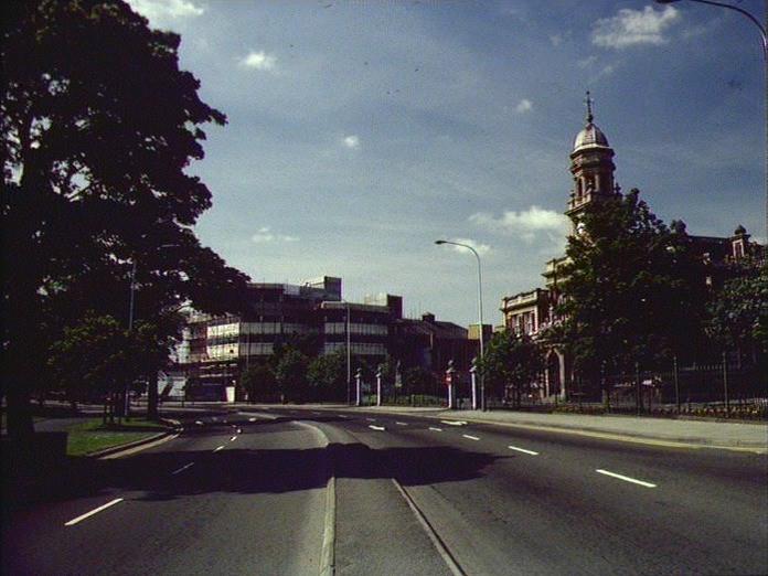 Llanelli's Town Halls.-1986