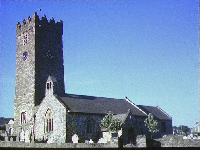 St. Illtyd's Church, Pembrey-1986
