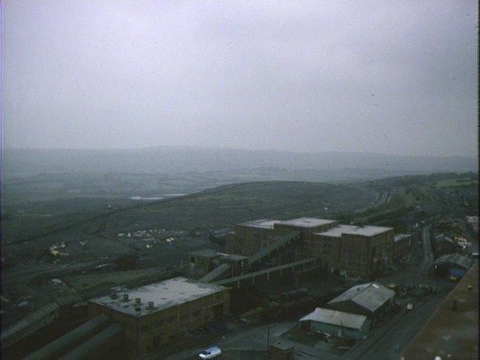 Cynheidre Colliery,Llanelli.-1986