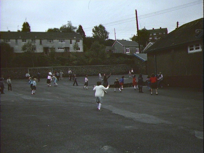Ponthenry Primary School.-1986