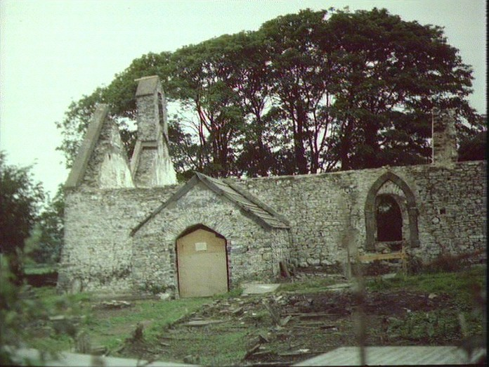 The Removal of an Old Church-1986