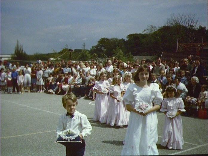 Yealmpton strawberry fair-1986