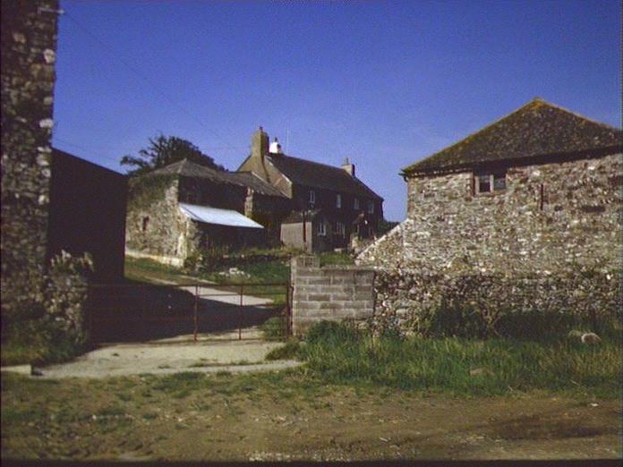 STONE BARNS AND FARM MORELEIGH-1986