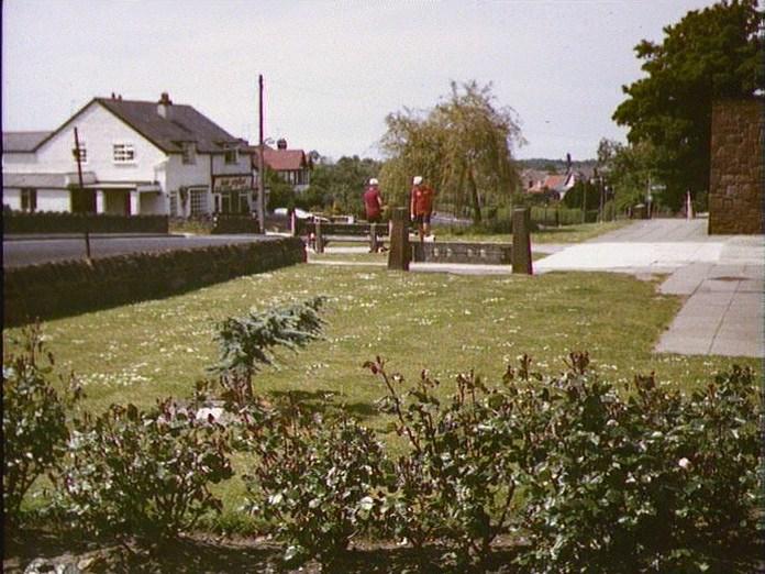 Irby Village Stocks-1986