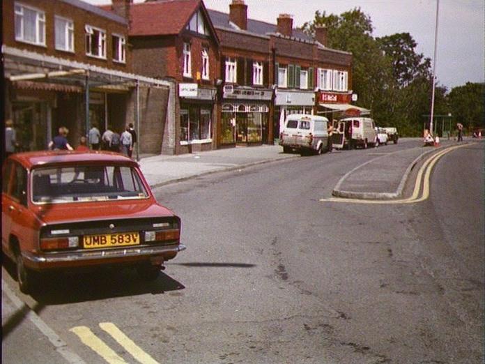 Irby Village-1986