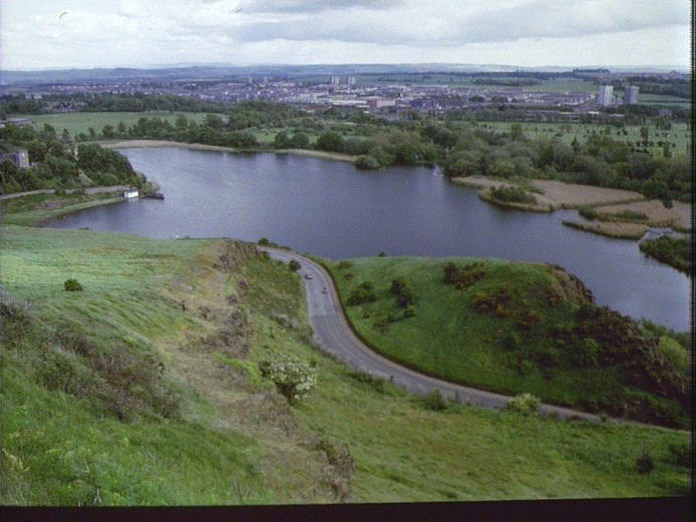 Duddingston Loch-1986