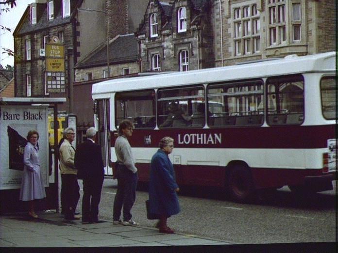 Portobello High Street Scene-1986