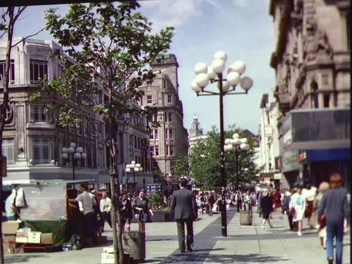 Liverpool: Church Street.-1986