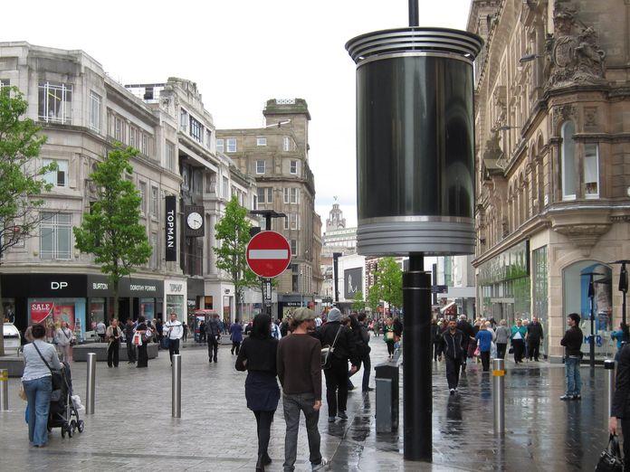 Liverpool: Church Street-2011