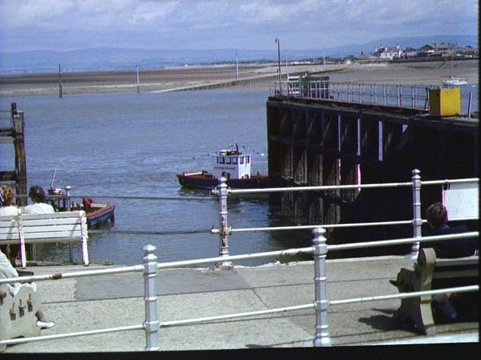 FLEETWOOD AND KNOTT END FERRY-1986