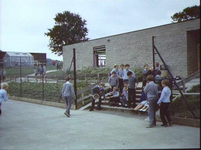 SCHOOL PLAYGROUND-1986