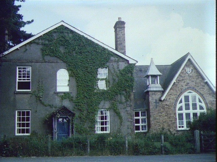 RUSHBURY SCHOOL AND HOUSE-1986