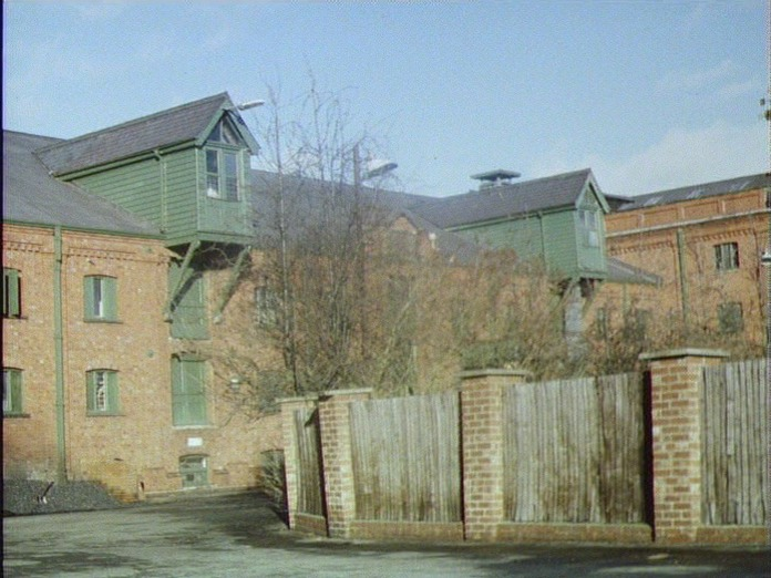 BELLE VUE MALTINGS, SHREWSBURY-1986