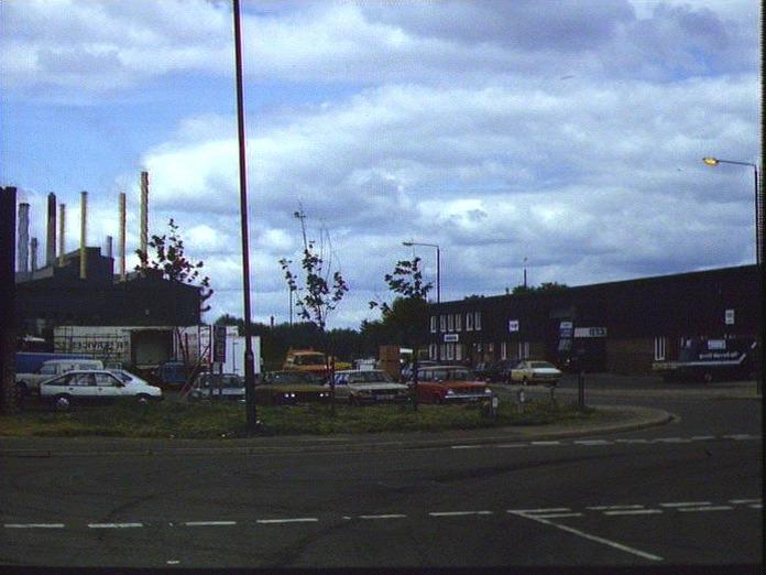 Avonmouth Industrial Estate-1986