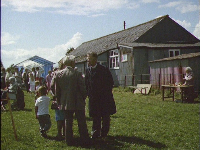 Holwell Village Fete-1986