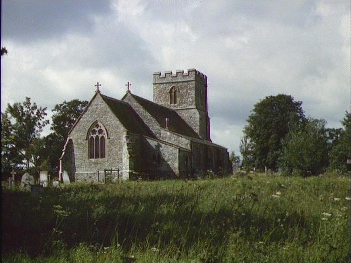Pulham Church-1986