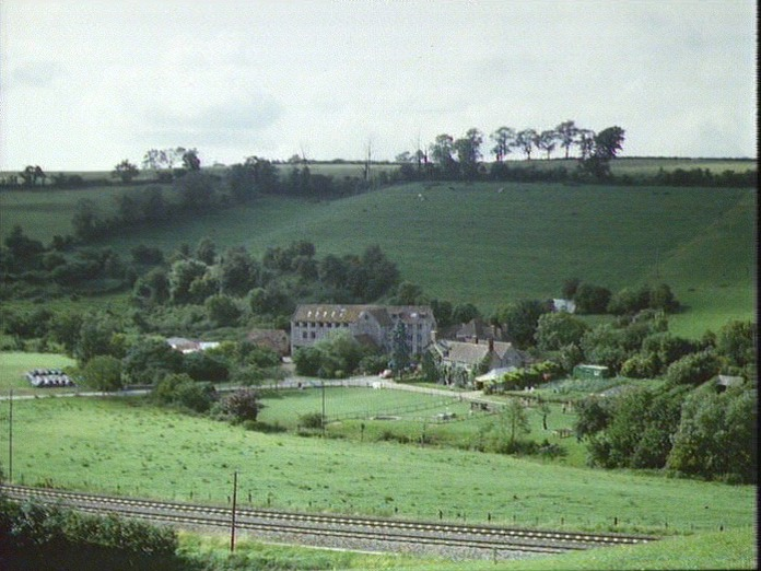 BRUTON AREA SHOWING GANTS MILL-1986