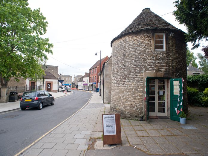 The Round House, Melksham-2011