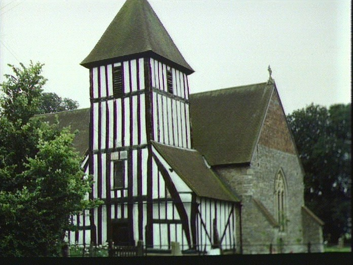 PIRTON CHURCH.-1986