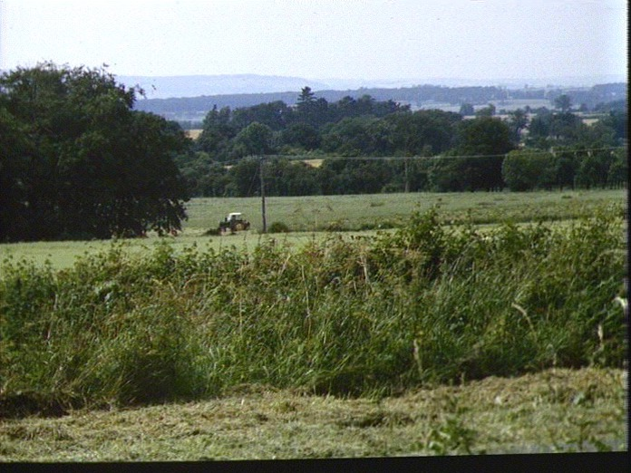 Newland Farm in July-1986