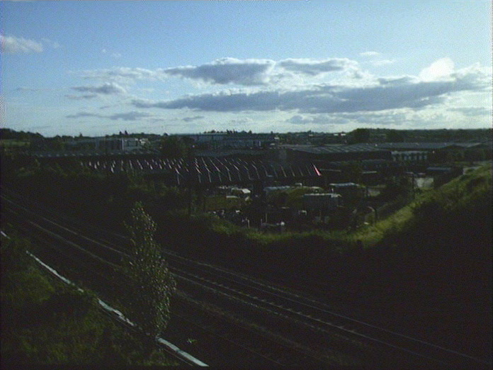 Droitwich industrial estate-1986