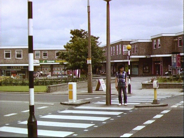 WHITEFIELD SHOPPING PRECINCT-1986