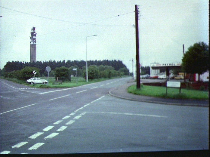 Pye Green Communications Tower-1986