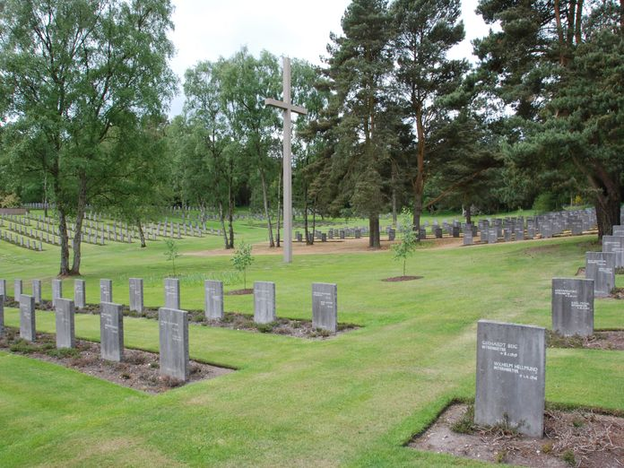 German Military Cemetery-2011