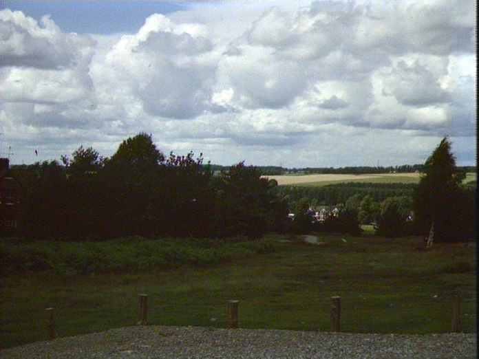 View of Milford Common.-1986