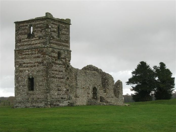 Knowlton Church - Autumn 2011-2011