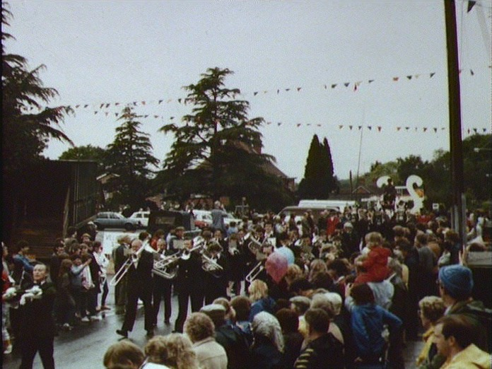 Verwood Carnival Events.-1986
