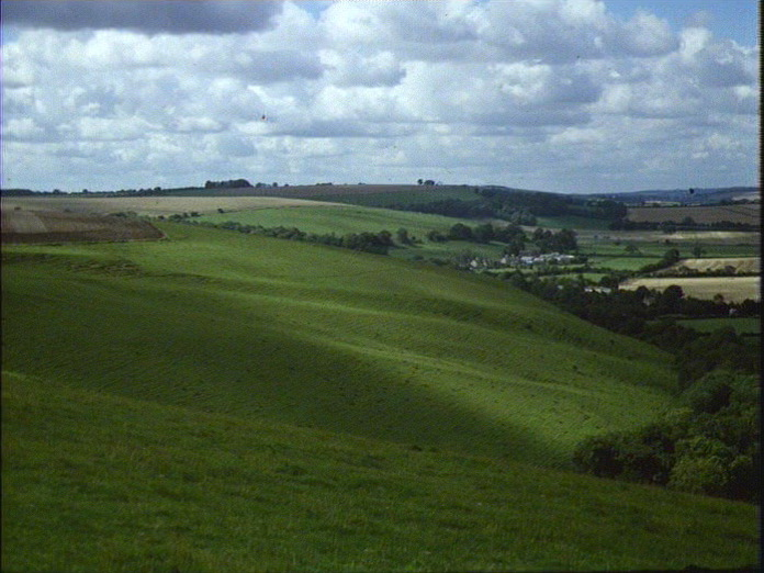 VIEW TOWARDS WOODMINTON-1986