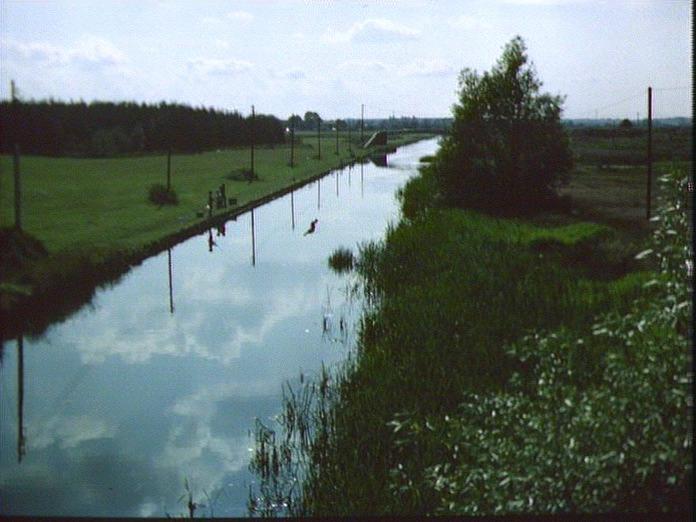 WYRLEY-ESSINGTON CANAL-1986