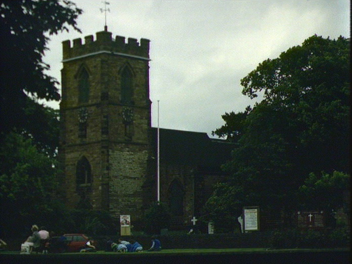 St. Mary's Church, Aldridge-1986