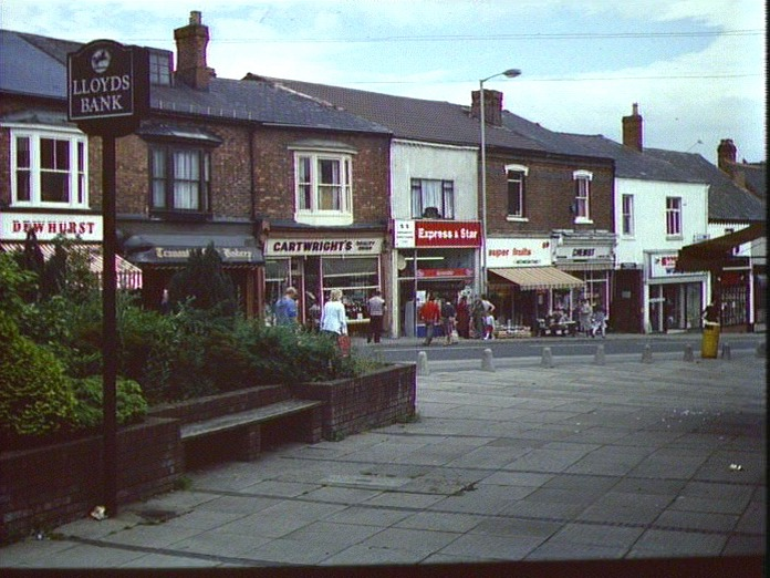 Market Street,Hednesford.-1986