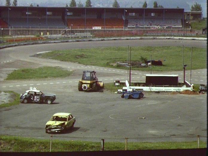 Hednesford Hills Raceway-1986