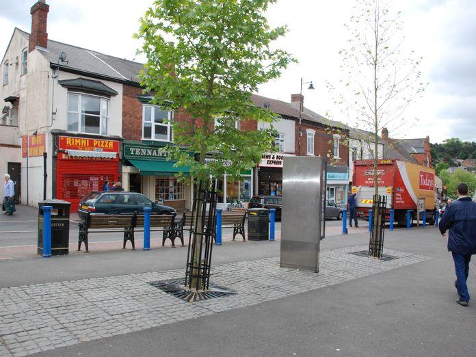 Market Street, Hednesford.-2011