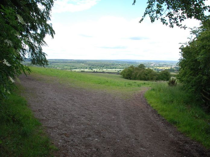 From Stile Cop to Cannock Chase-2011