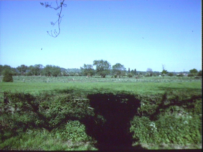 View from road near Creighton.-1986