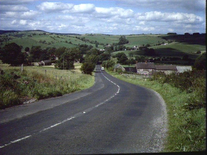General View of Onecote area-1986