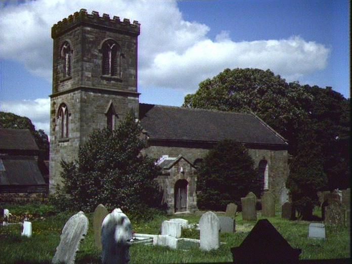 St. Luke's Church, Onecote-1986